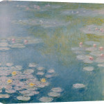 Nympheas at Giverny, 1908 giclee art print