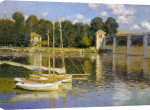 Bridge at Argenteuil, 1874 giclee art print