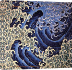 Masculine Wave giclee art print