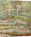 Water Lily Pond, 1899 giclee art print