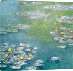 Nympheas at Giverny giclee art print