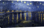 Starry Night Over the Rhone giclee art print