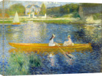 The Skiff giclee art print