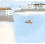 Quiet Harbour giclee art print