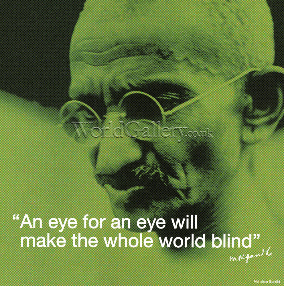 freedom peace quotes gandhi quotesgram