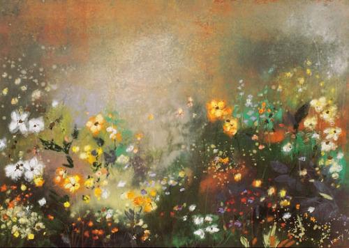 Meadow Garden IV by Aleah Koury