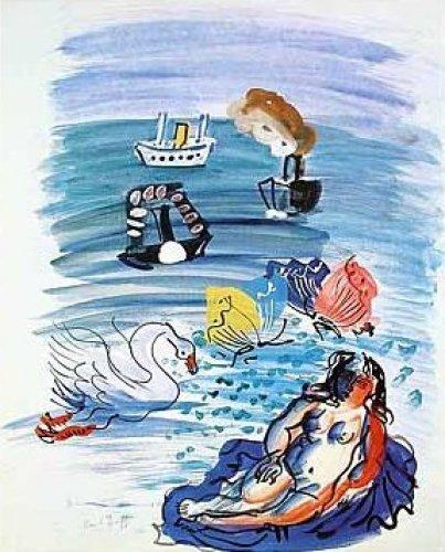 Amphitrite by Raoul Dufy