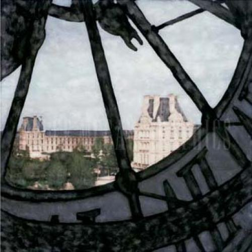 DOrsay View by Ernesto Rodriguez