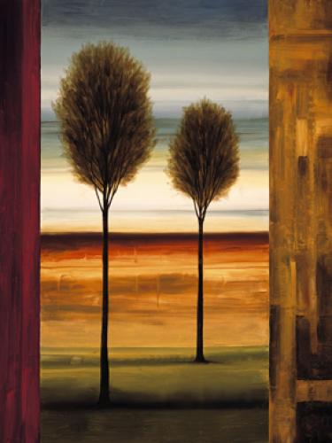 On the Horizon I by Neil Thomas