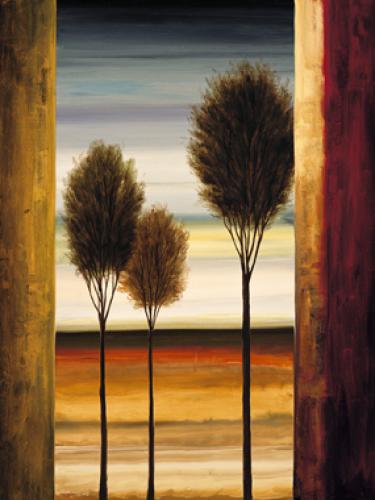 On the Horizon II by Neil Thomas