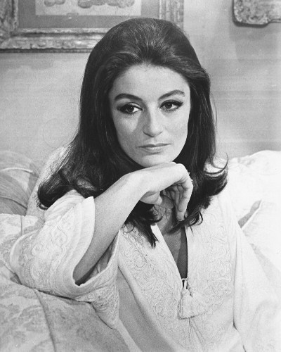Anouk Aimee by Celebrity Image