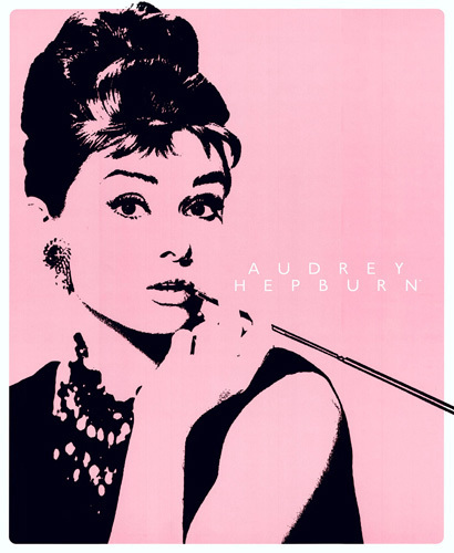 audrey hepburn cigarello by slim posters. Black Bedroom Furniture Sets. Home Design Ideas