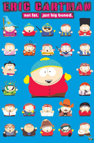 South Park #1#Eric Cartman#2# by Maxi Posters