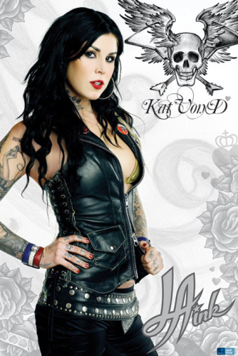 kat von d tattoo shop. L.A Ink (Kat Von D Tattoo) by