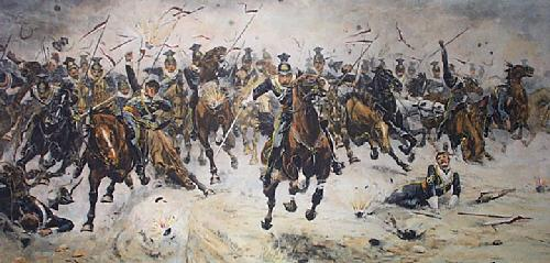 charge of the light brigade analysis essay Tennyson's poems summary and analysis of the charge of the light brigade the poet calls upon readers to honour the charge they made / honour the light brigade, for their duty, loyalty, and these papers were written primarily by students and provide critical analysis of select.
