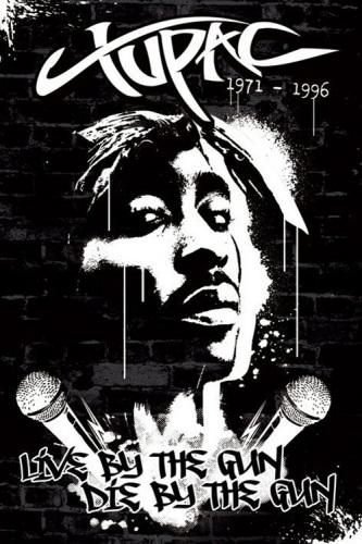 tupac wall
