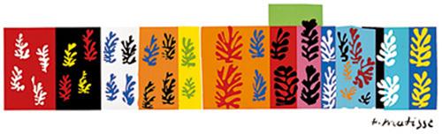 Art Les velours by Henri Matisse