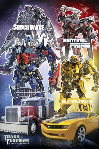 transformers 3 characters. Transformers 3 - Characters by