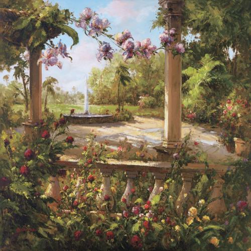 Juliets Garden II by Gabriela