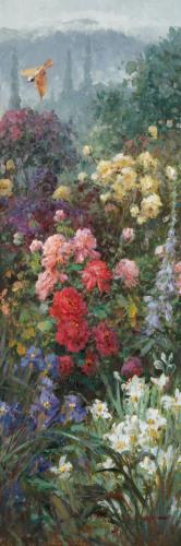 Rachels Garden I by Joshua