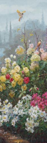 Rachels Garden II by Joshua
