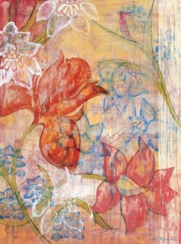Mandarin Garden I by Kate Birch