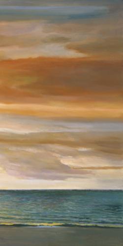 Quiet Horizon III by Dan Werner
