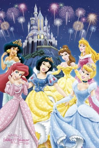 Disney Princess Glamour by Disney