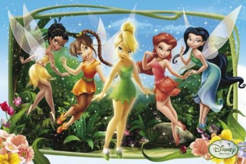 Disney Princess Flowers by Disney