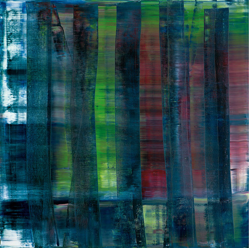 Abstract Painting 1992 by Gerhard Richter