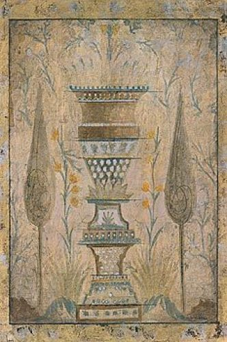 Eastern Garden Panel IV by Winchester