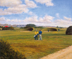 Carnoustie, 14th Hole art print