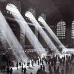 Grand Central Station, Morning art print