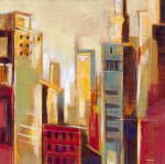 High Rise II art print