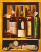 Malt Whisky art print