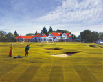Muirfield (18th Hole) art print