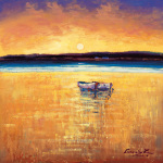 Sunset, Dingle Bay art print