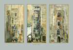 Three Suffolk Towers art print