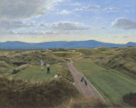 Waterville, 12th-co, Kerry art print