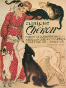 Clinique Cheron art print