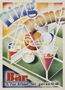 Ping Pong Bar art print