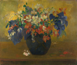 Vase of Flowers, 1896 art print