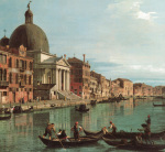 Venice, Upper Reach art print