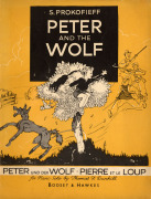 Peter and the Wolf by PROKOFIEV, Sergei S. giclee art print