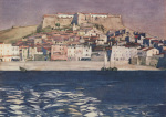 Collioure art print