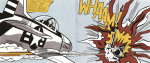 Whaam! art print