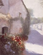 Haus in der Provence art print