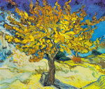 Mulberry Tree, 1889 art print