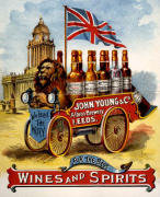 Albion Brewery giclee art print
