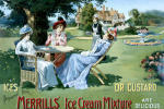 Merrill's Ice Cream giclee art print